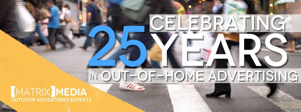 celebrating outdoor advertising anniversary