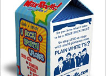 Milk Carton Ads