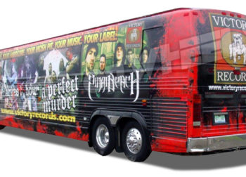 Tour Bus Advertising