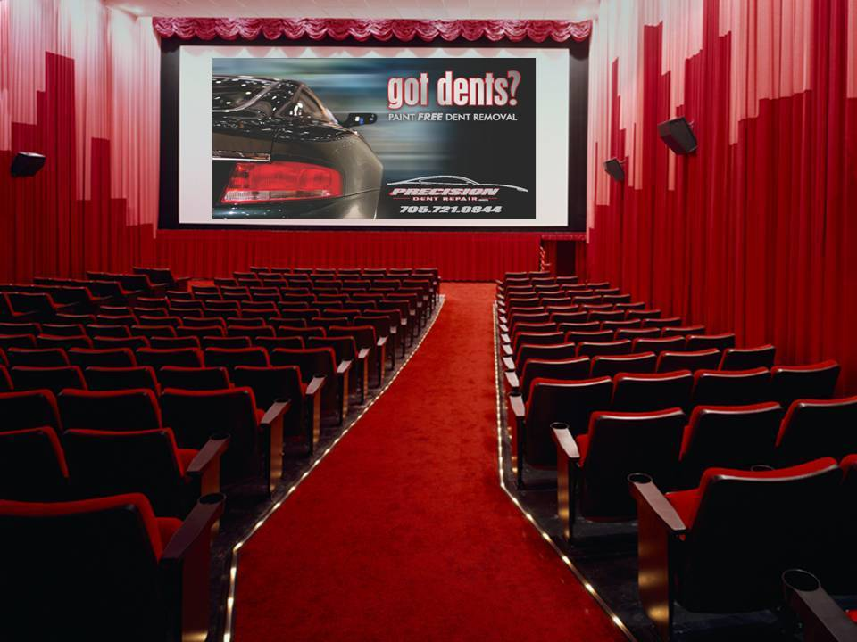 Advertising Software For Movie Theater