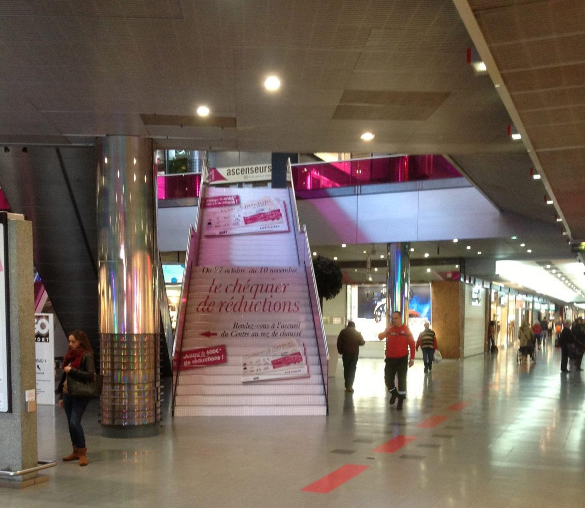 stair-advertising