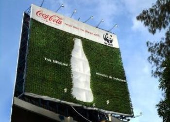 Environmental marketing turns up the competitive heat between Coca-Cola & Pepsi Co