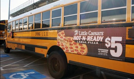 School Bus Advertising