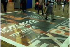 Union Station Toronto, Floor Decals